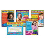 trend-learning-chart-combo-pack-technology-online-safety-5-set-tep38961