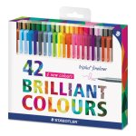 triplus-fineliner-marker-super-fine-water-based-42-color-set-std334c42