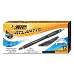 bic-comfort-retractable-ballpoint-pen-medium-point-black-bicvcgc11bk