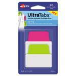 avery-repositionable-tabs-2-x-175-assorted-neon-colors-20-tabs-ave74764
