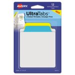 avery-repositionable-tabs-3-x-35-primary-blue-yellow-12-tabs-ave74771