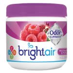 Bright Air Odor Eliminator, Raspberry & Pomegranate, 14 oz Jar (BRI900286EA)