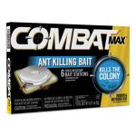 Combat Source Kill MAX Ant Killing Bait, 0.21 oz each, 6/PK, 12 PK/CT (DIA55901)