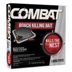 Combat Source Kill Large Roach Killing System, 8 Discs (DIA41913)