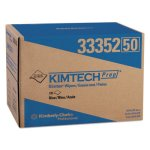 Kimtech Prep Kimtex Shop Towels, Blue, 180 Wipers/Box (KCC33352)