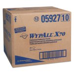 Wypall X70 Quarterfold Foodservice Towels, 300 Towels (KCC05927)