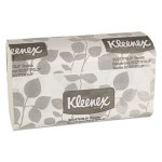 Kleenex Scottfold Towels, 1-Ply, White, 3,000 Towels (KCC 13254)
