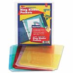 cardinal-ring-binder-poly-pockets-8-12-x-11-assorted-colors-5-pocketspack-crd84007