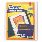 cardinal-ring-binder-divider-pockets-with-index-tabs-5pack-crd84010
