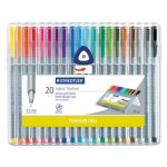 staedtler-fineliner-marker-fine-water-based-20-color-set-std334sb20a6