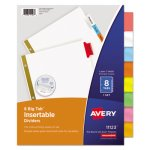 avery-worksaver-big-tab-dividers-multicolor-tabs-8-tab-letter-ave11123