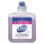 Dial Complete Antimicrobial Foam Hand Soap, Cool Plum, 4 Refills (DIA81033CT)
