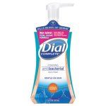 Dial Antibacterial Foaming Hand Soap, 7.5 oz Pump Bottle, Each (DIA02936EA)