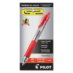 pilot-g2-gel-ink-pen-retractable-red-ink-05mm-extra-fine-dozen-pil31004