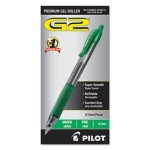 pilot-g2-retractable-gel-ink-pens-refillable-green-12-pens-pil31025