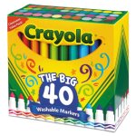 crayola-washable-markers-broad-point-assorted-colors-40set-cyo587858