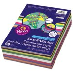 Sunworks Construction Paper Smart-Stack, 9 x 12, Assorted, 300 Sheets (PAC6525)