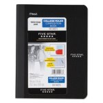 five-star-comp-book-w-pockets-75-x-9-3-4-1-subject-100-sheets-mea09276
