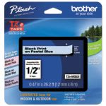brother-p-touch-tz-adhesive-labeling-tape-1-2-pastel-blue-brttzemq531