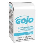 gojo-lather-klean-body-hair-shampoo-800-ml-refill-12-refills-goj-9126-12
