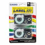 casio-tape-cassettes-for-kl-label-makers-18mm-x-26ft-black-on-white-2pack-csoxr18we2s