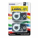 casio-tape-cassettes-for-kl-label-makers-18mm-x-26ft-blue-on-white-2pack-csoxr18web2s