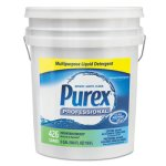 Purex Concentrate Liquid Laundry Detergent, Mountain Breeze, 5 Gallon (DIA06354)