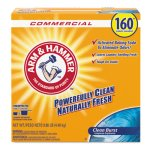 Arm & Hammer Laundry Detergent, 11.9-lb, Box, 3 Boxes (CDC3320000109)