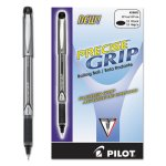 Pilot Precise Grip Roller Ball Stick Pen, Black Ink, Extra Fine (PIL28801)