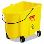 rubbermaid-757088-wavebrake-35-qt-mop-bucket-yellow-rcp757088ye