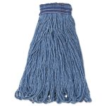 rubbermaid-universal-headband-mop-heads-24-oz-blue-12-mops-rcpe238