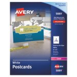 avery-postcards-for-color-laser-printing-4-x-6-two-per-sheet-80-pk-ave5889