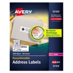 avery-55160-white-repositionable-labels-1-x-2-5-8-3-000-labels-ave55160