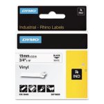 dymo-rhino-industrial-label-tape-3-4-x-18-ft-white-black-print-dym18445