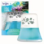 Bright Air Scented Oil Air Freshener, Calm Waters & Spa, 2.5oz (BRI900115EA)
