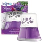 Bright Air Oil Air Freshener, Lavender & Violet, 2.5 oz (BRI900288)