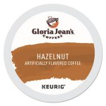 Gloria Jean's Hazelnut Coffee K-Cups, 96/Carton (DIE60051052CT)