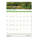house-of-doolittle-gardens-of-the-world-monthly-wall-calendar-15-12-x-22-2018-hod303
