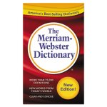 The Merriam-Webster Dictionary, 11th Edition, Paperback, 960 Pages (MER2956)