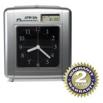Acroprint Model ATR120 Analog/LCD Automatic Time Clock (ACP010212000)