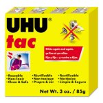 uhu-tac-adhesive-putty-removable-reusable-nontoxic-3-oz-each-std99681