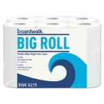 Boardwalk 2-Ply Kitchen Paper Towels, 140/Roll, 6/PK, 24 Rolls (BWK6279CT)