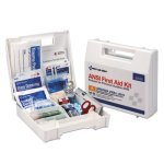 First Aid Only First Aid Kit for 25 People, 89 Pieces (FAO90588)