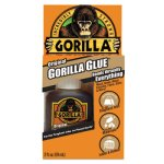Gorilla Glue Original Multi-Purpose Waterproof Glue, 2-oz. Bottle (GOR5000206)