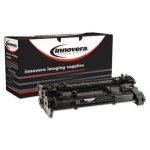 Innovera Remanufactured CF226A (26A) Toner, 3100 Page-Yield, BK, Each (IVRF226A)