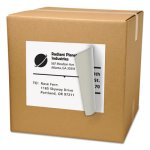 Avery Shipping Labels w/TrueBlock Technology, 8-1/2 x 11, 500 Labels (AVE91201)