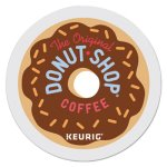 Donut Shop Coffee K-Cups, 24 K-Cups (DIE60052101)