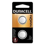 Duracell Lithium Medical Battery, 3 Volt, 2/Pack (DURDL2032B2PK)