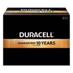 Duracell C Batteries w/ Duralock Power Preserve Technology, 72/Ctn (DURMN1400)