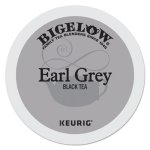 Bigelow Earl Grey Tea K-Cup Pack, 24/Box (GMT6082)